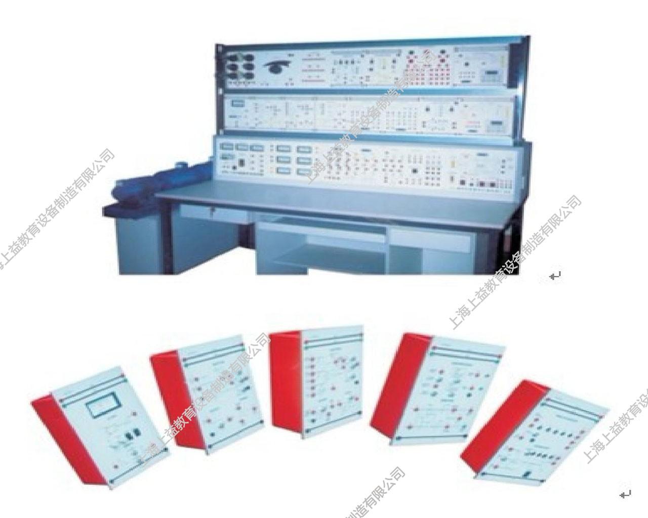 SYDDZ-02电力电子技术及电机控制实验装置(网络型)