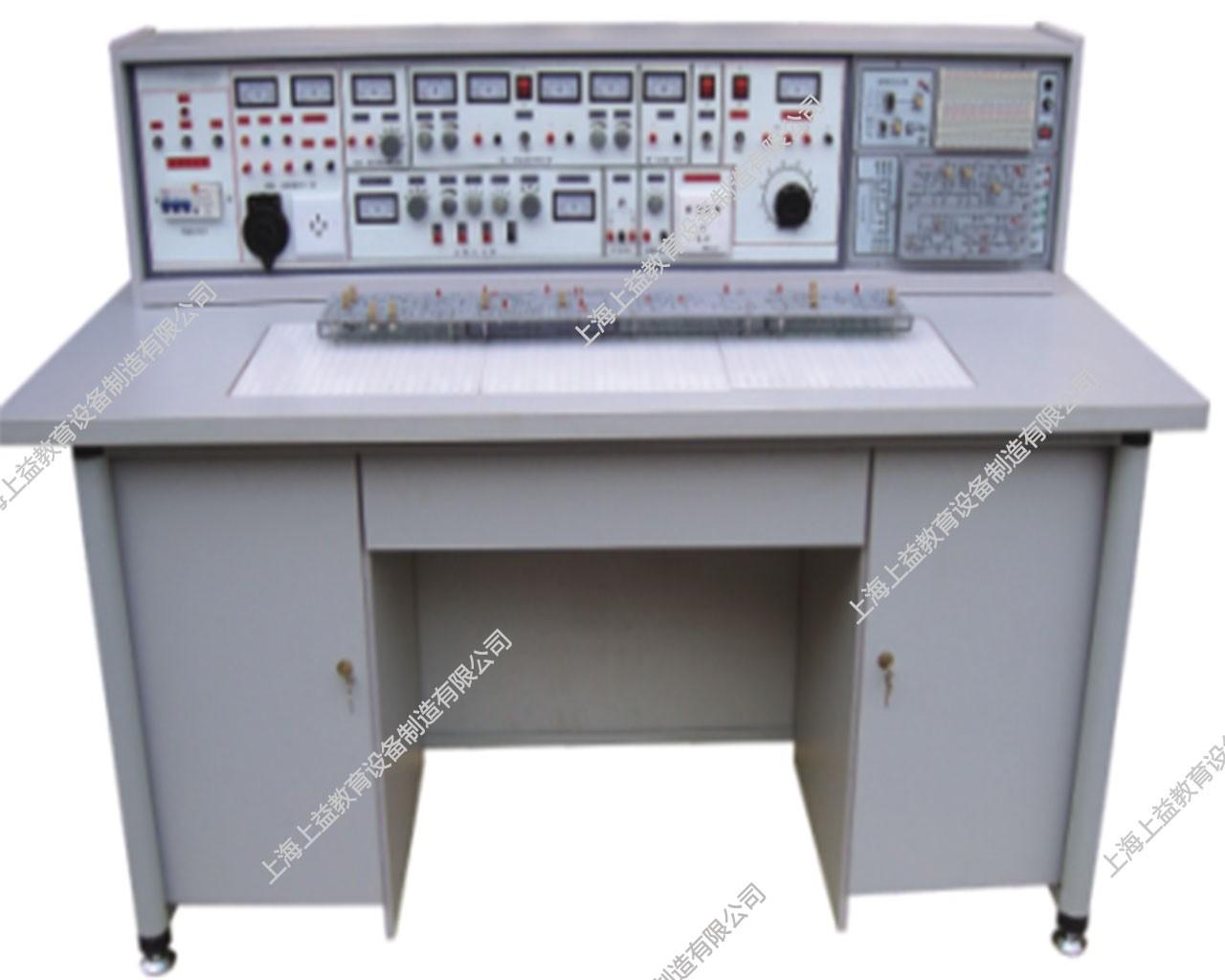 SYTZH-186A 通用电工、电子、高频电路综合实验室成套设备
