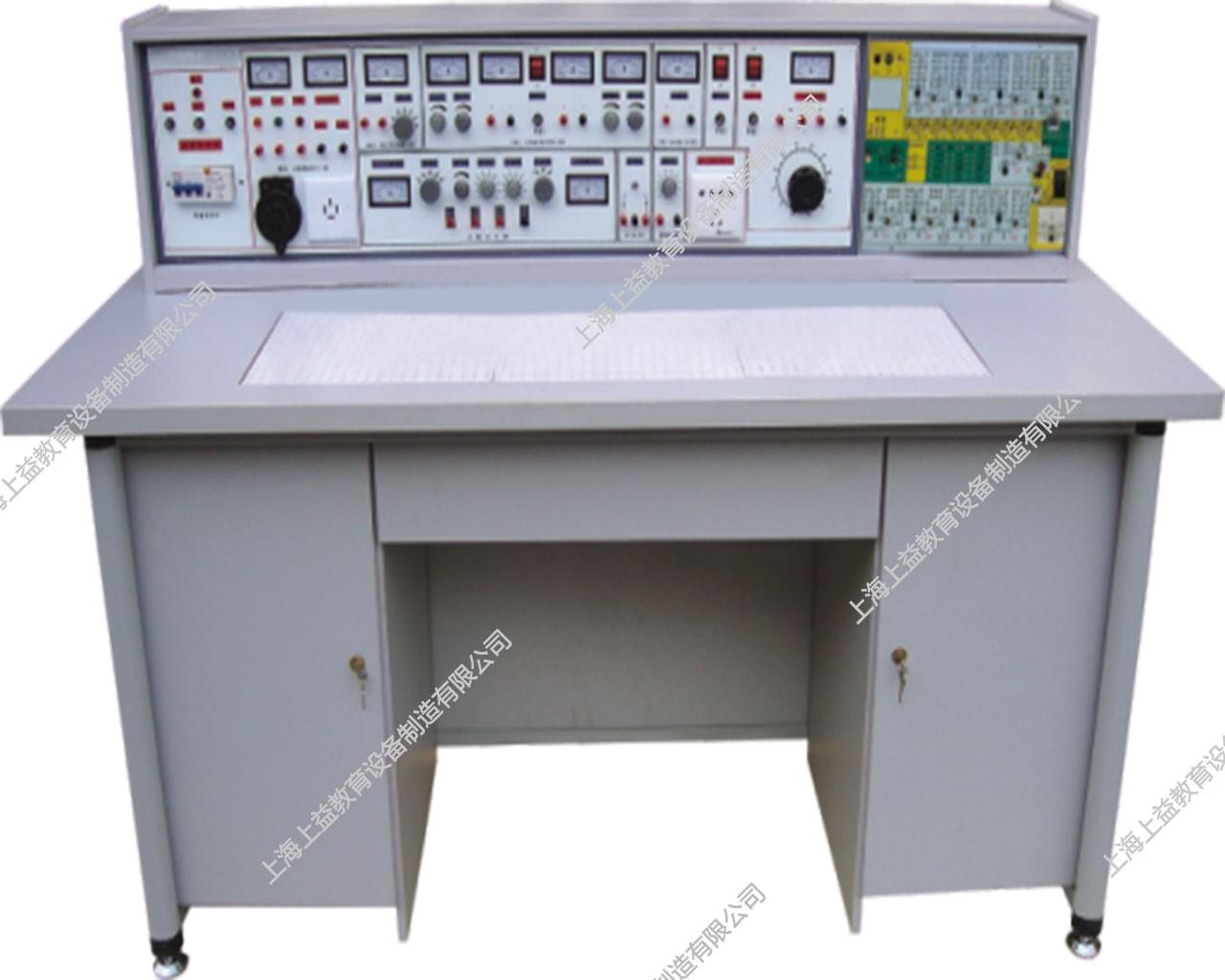 SYTZH-186B 通用电工/电子/自动控制原理综合实验室成套设备