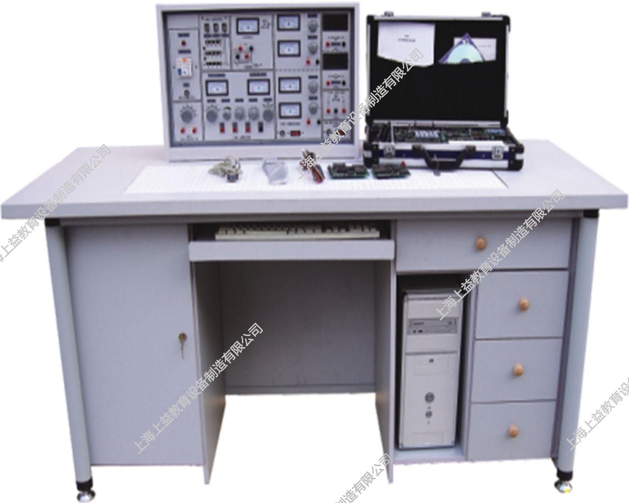 SYBK-535L模电、数电、通讯原理实验开发系统综合实验室成套设备