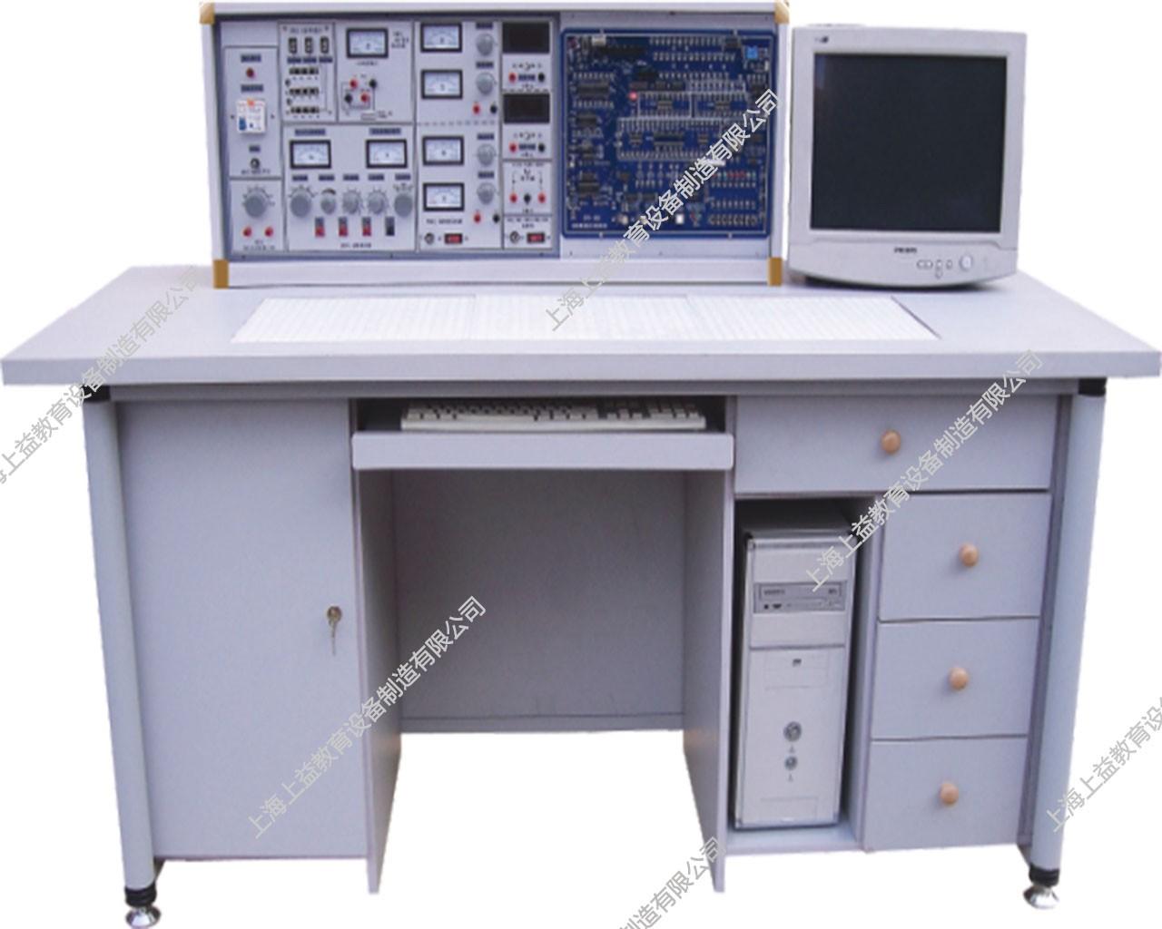 SYBK-535F模电、数电、微机接口电路、微机应用综合实验室成套设备