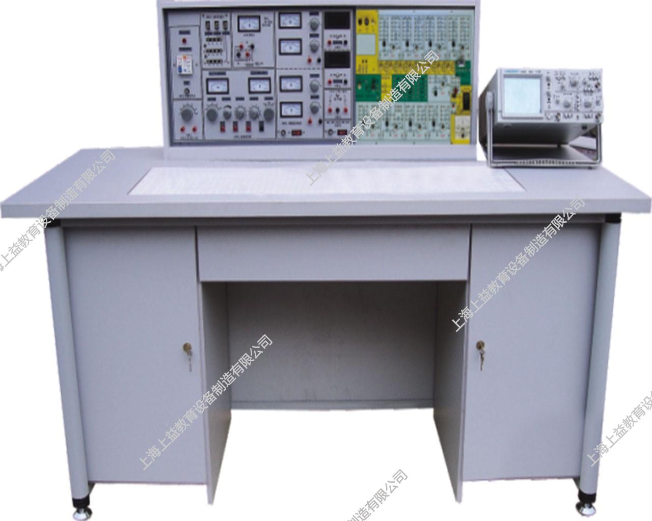 SYBK-535M模电、数电、EDA实验开发系统成套设备