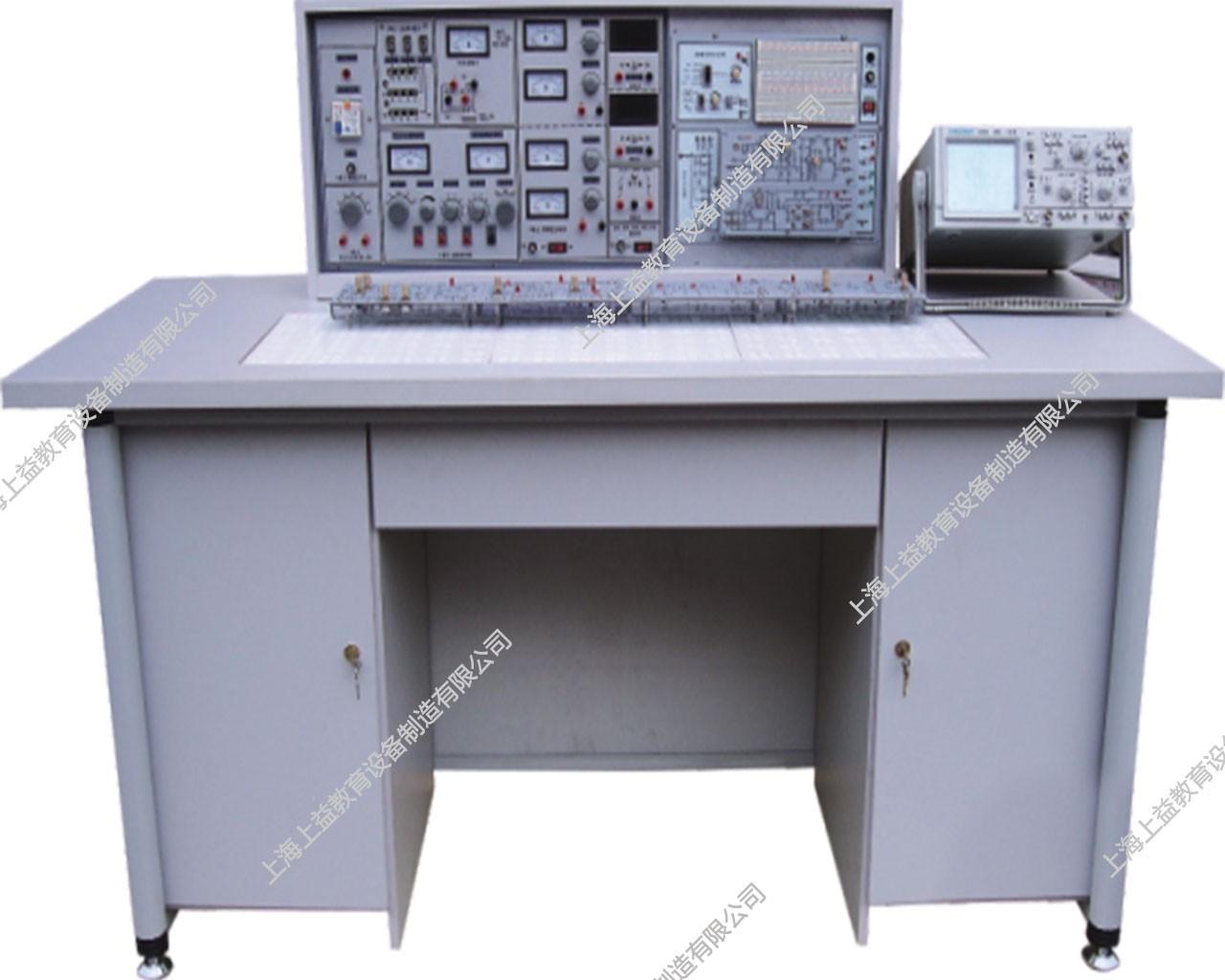 SYBK-535G模电、数电、高频电路实验室成套设备