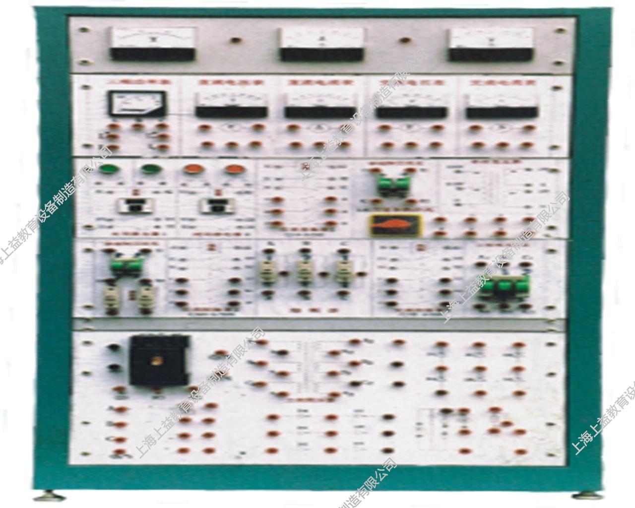 SYGJ-758L电机原理及电机拖动实验系统