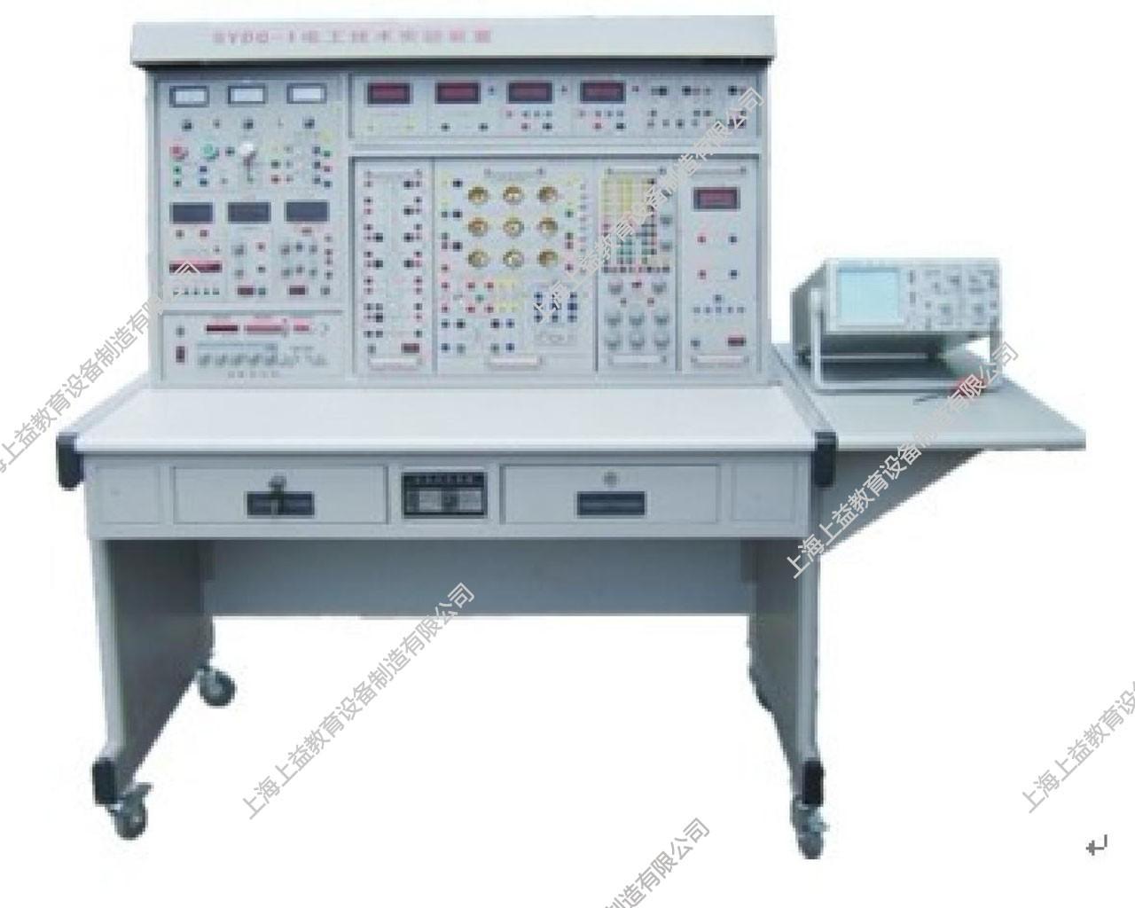 SYGDG-188F 电工/电子/电拖/PLC/变频调速综合实验装置
