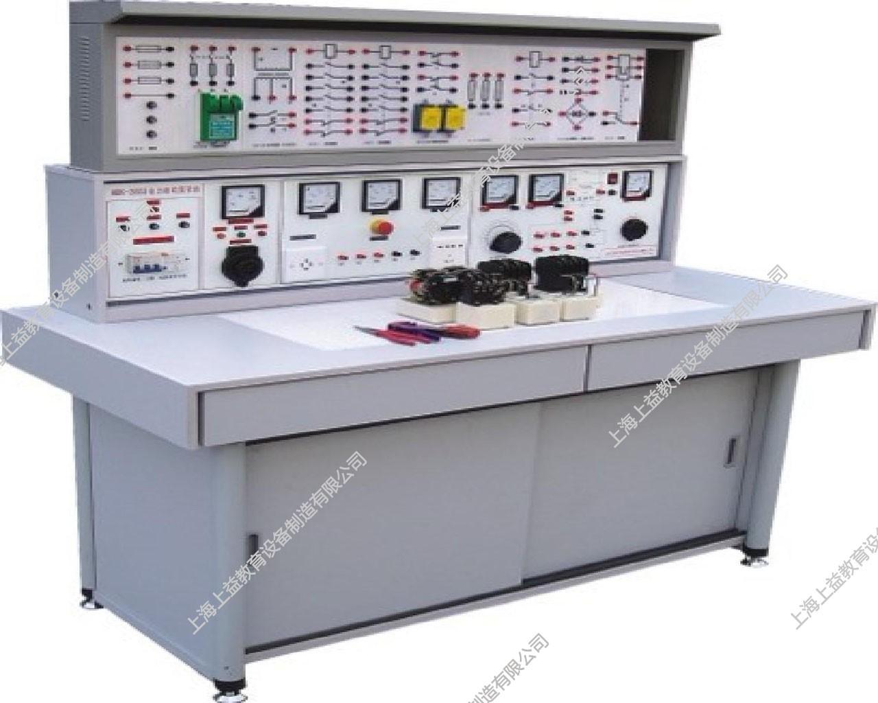 SYTYL-182D立式电力拖动(工厂电气控制)实验室成套设备(积木式挂箱)