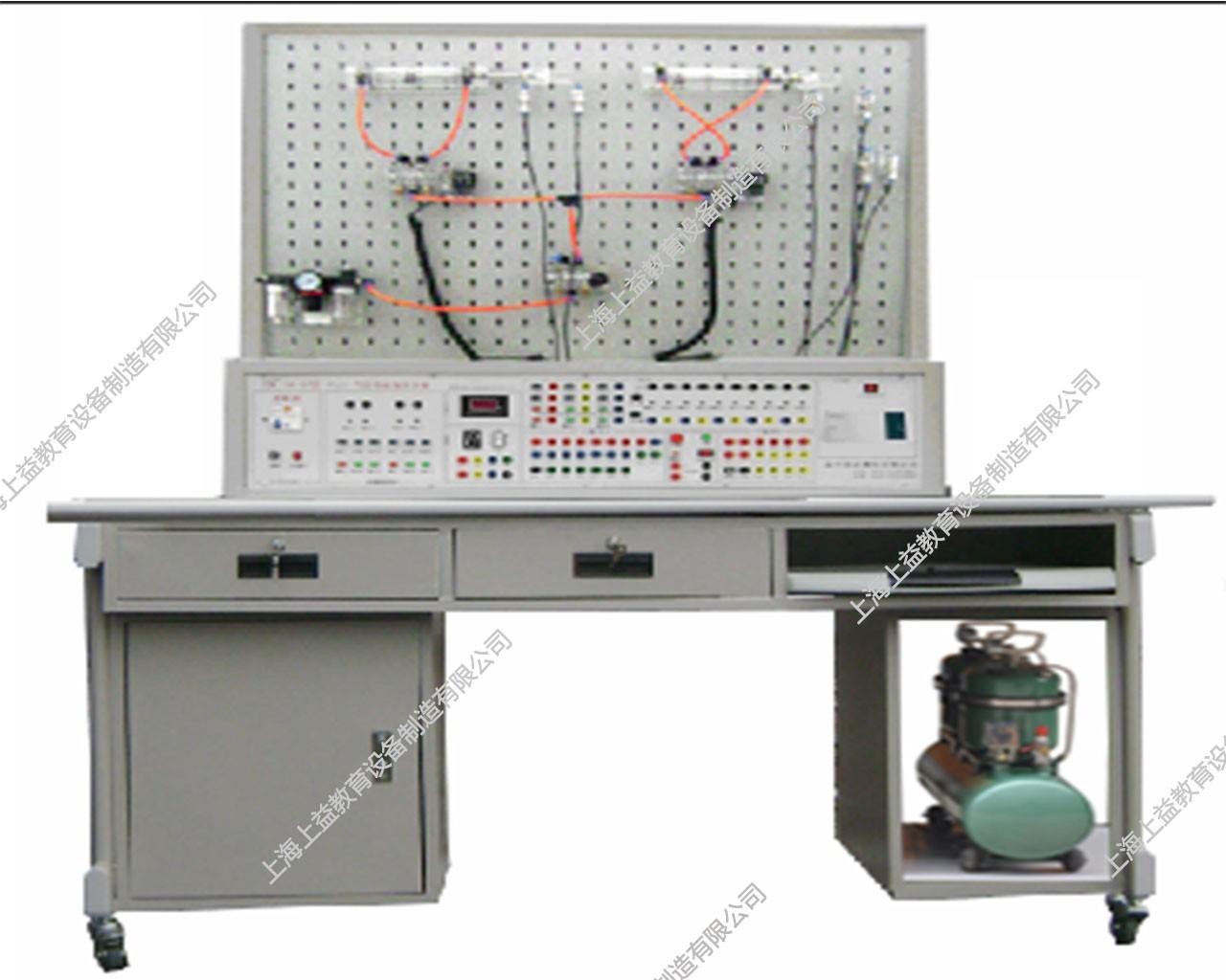 SYQK-07T型(PLC)透明气动传动系统