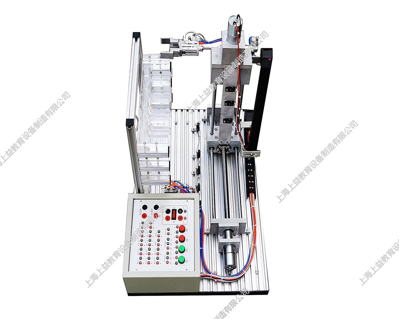 SYSMX-10B 立体仓库实物教学实验装置