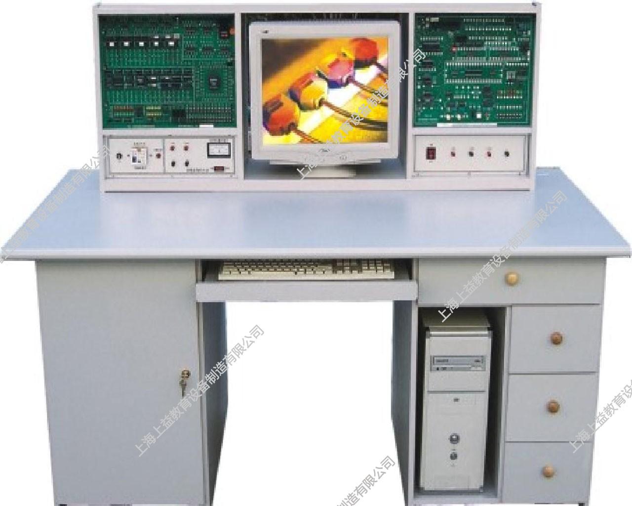 SYJSJ-123 计算机组成原理、微机接口及应用综合实验台