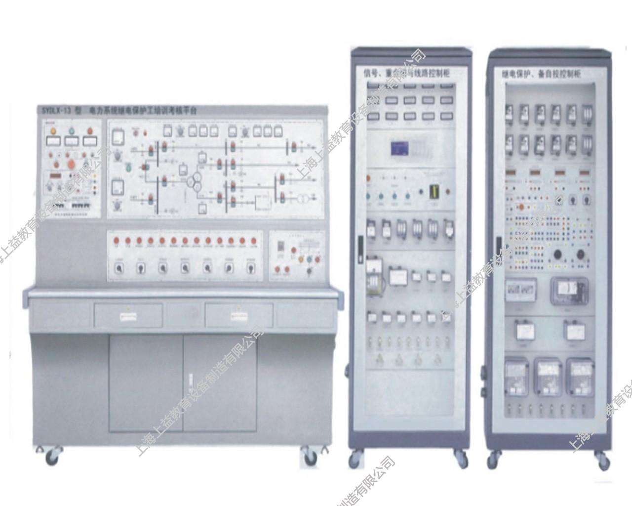 SYDLX-13型电力系统继电保护工培训lehu68vip平台