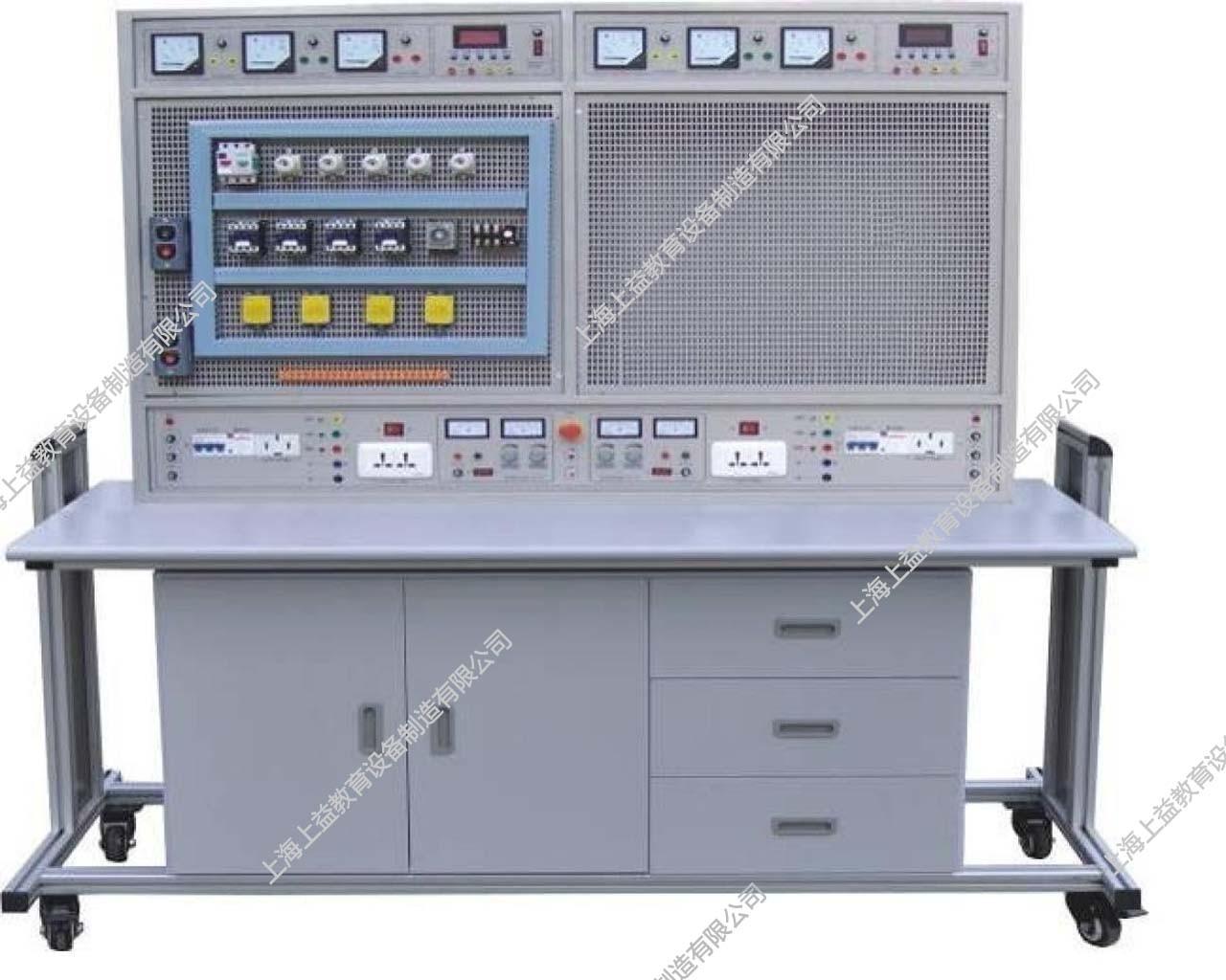 网孔型电工技能wwwlehu8viplehu68vip装置(双面、四组型)