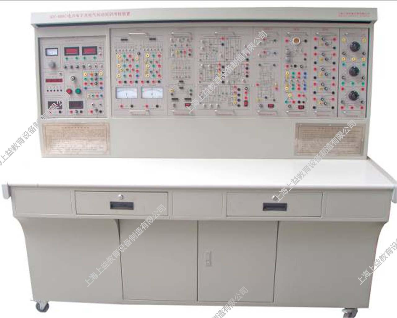 SYDDZ-01电力电子技术及电机控制实验装置