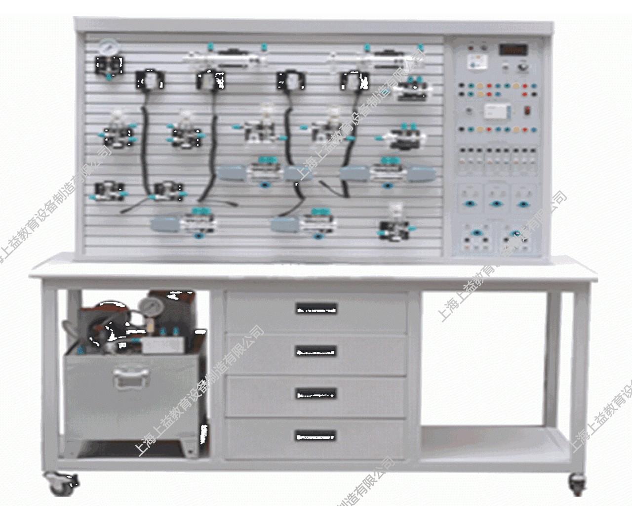SYQPL-02C液压机械传动实验装置