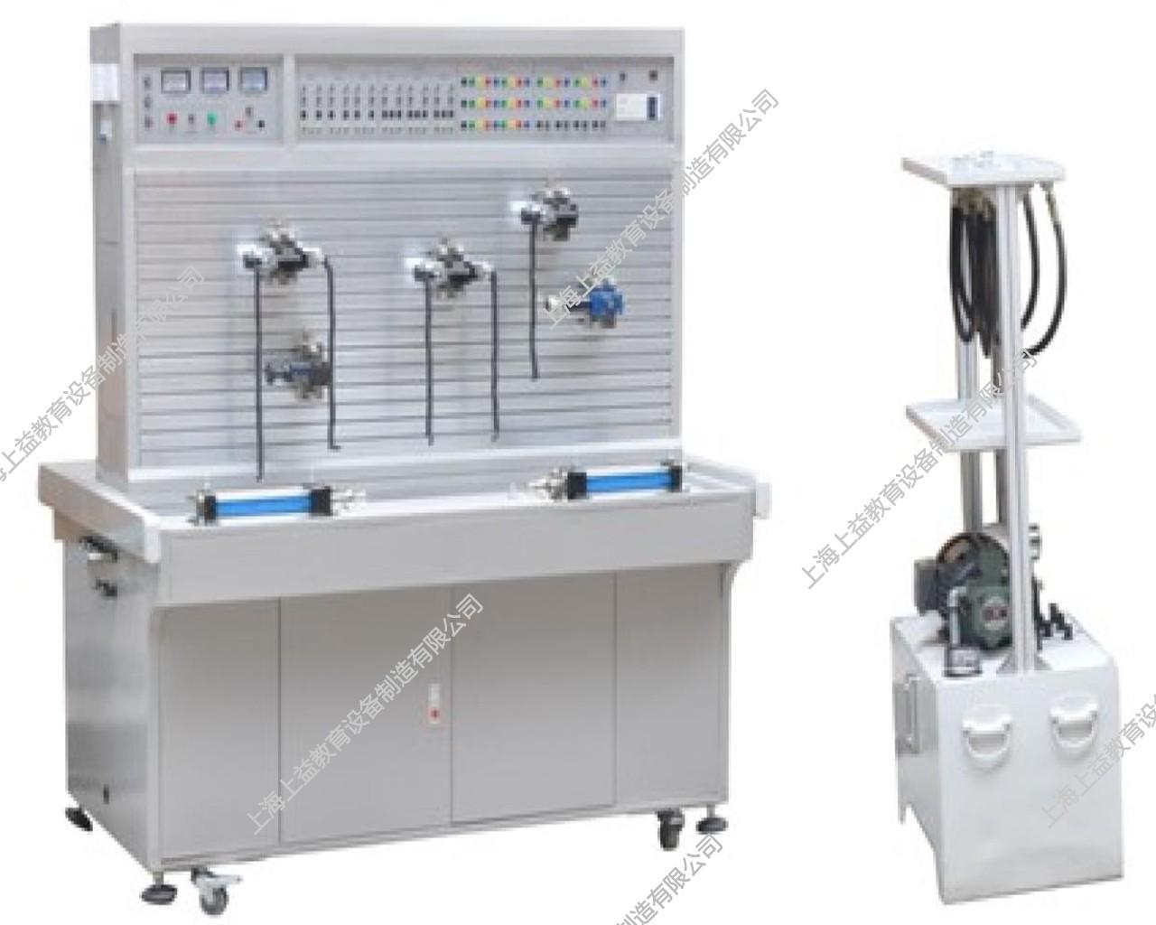 SYYPL-01A液压传动与PLCwwwlehu8vip装置(工业型单面)