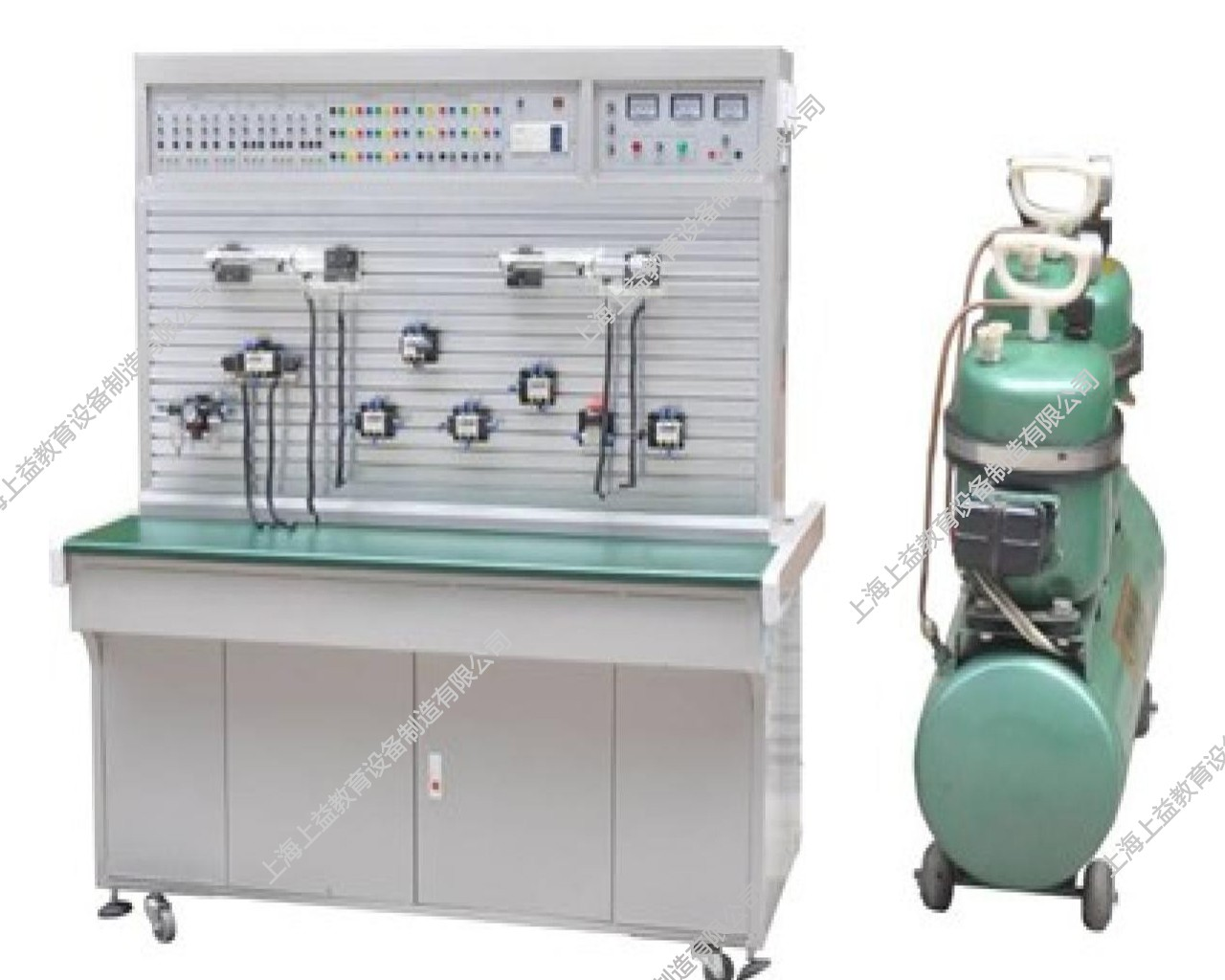 SYQYP-01A液压与气压传动PLC综合wwwlehu8vip装置(工业型)