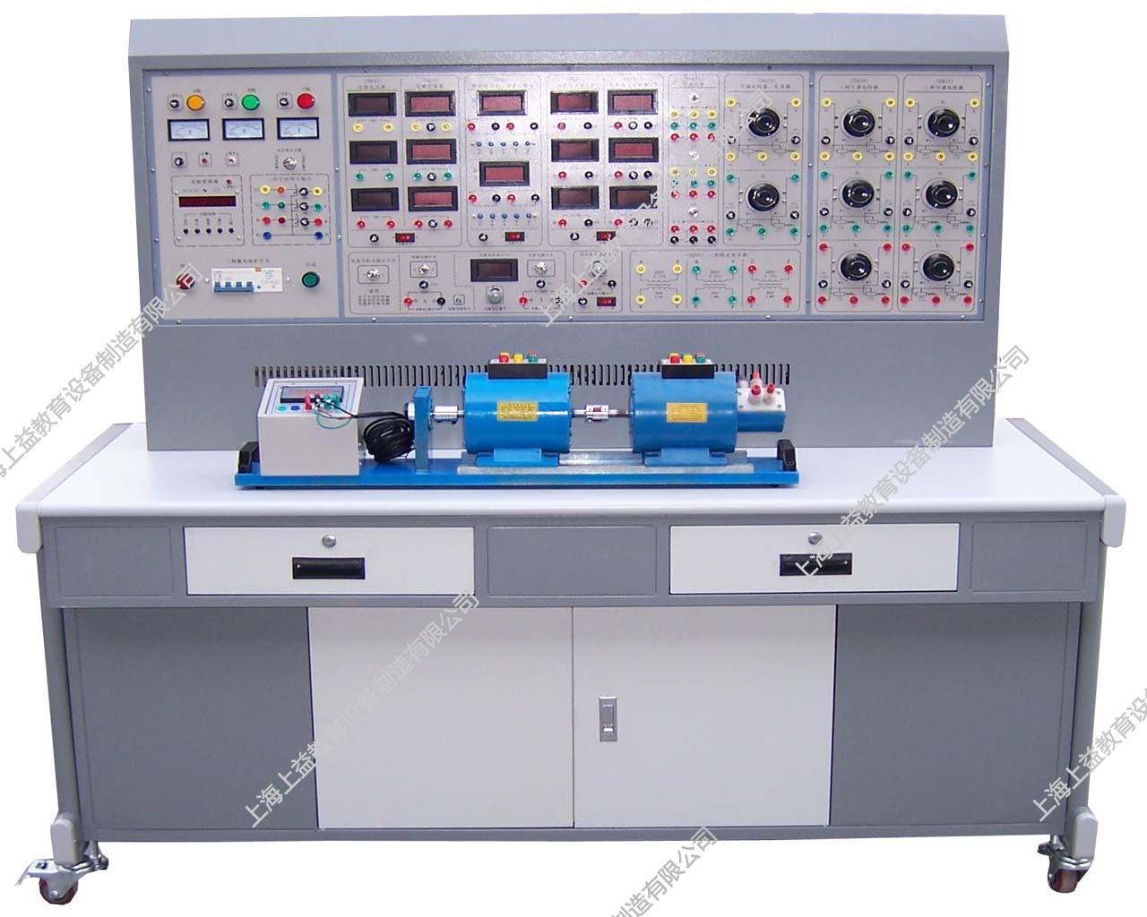 SYDJK-04电机及自动控制实验装置