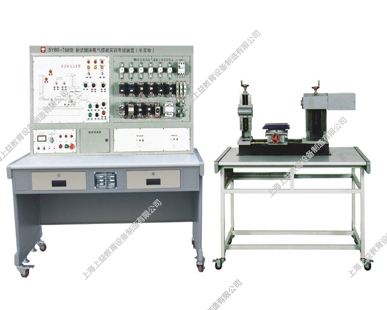 SYBS-T68卧室镗床电气技能wwwlehu8viplehu68vip装置(半实物)