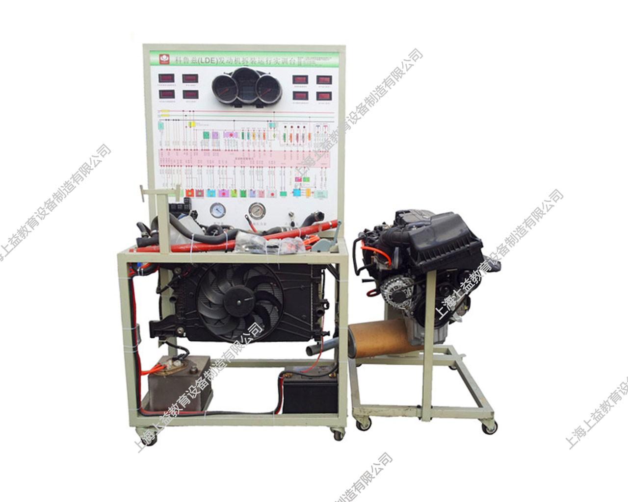 电控汽油发动机拆装运行wwwlehu8vip台(科鲁兹)