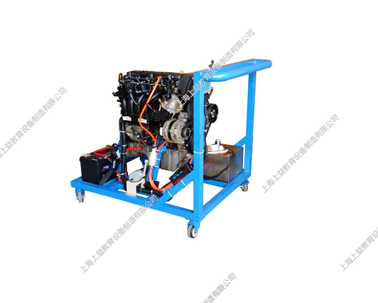 发动机总装与电气接线运行wwwlehu8vip台