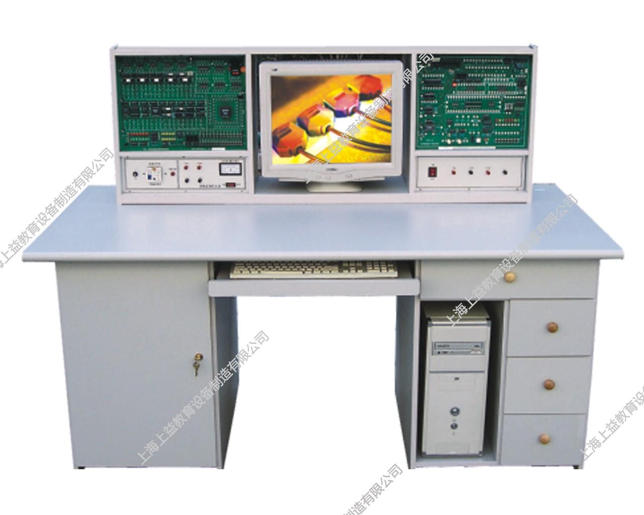 SYJSJ-123计算机组成原理、微机接口及应用综合试验台