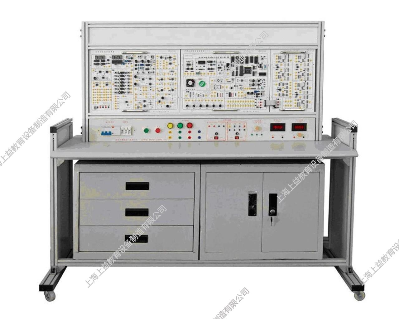 SYSKJ-16B信号与系统?控制理论?计算机控制技术实验平