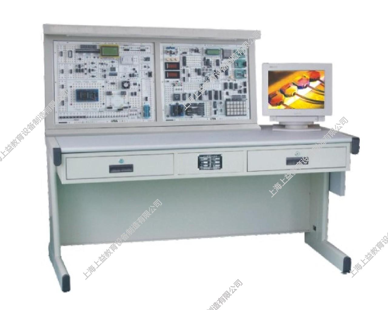网络接口型单片机微机综合实验开发装置