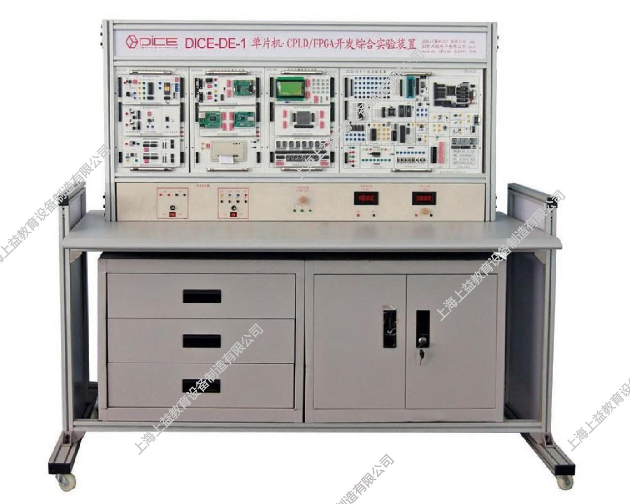 SYSKJ-16C单片机?CPLD/FPGA开发综合实验装置(微机控制开发综合wwwlehu8vip装置)