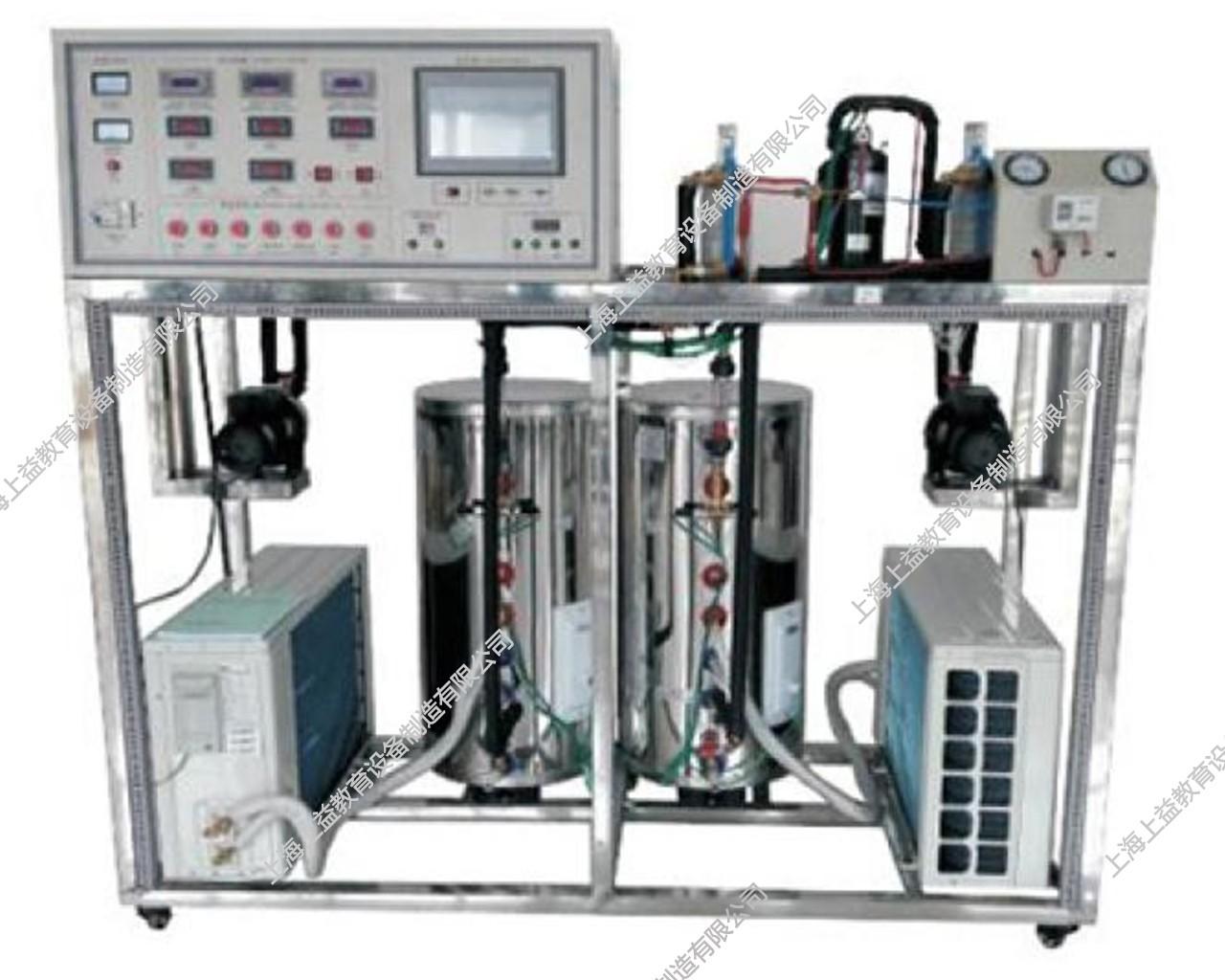 SYJDY-RB1热泵-压缩机性能实验系统