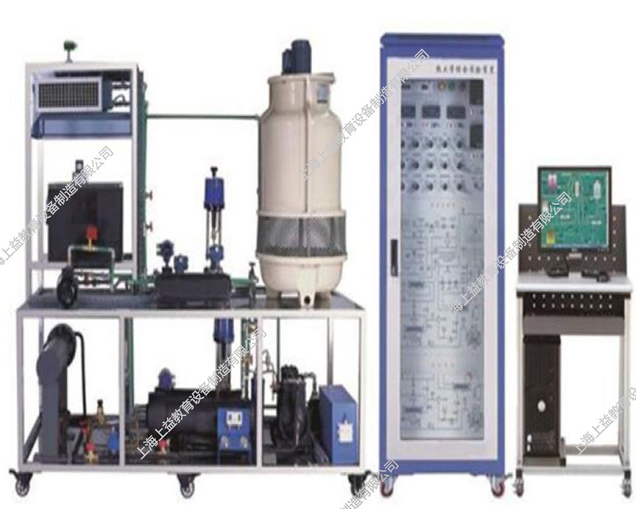 SY-GEHC热工学综合实验设备
