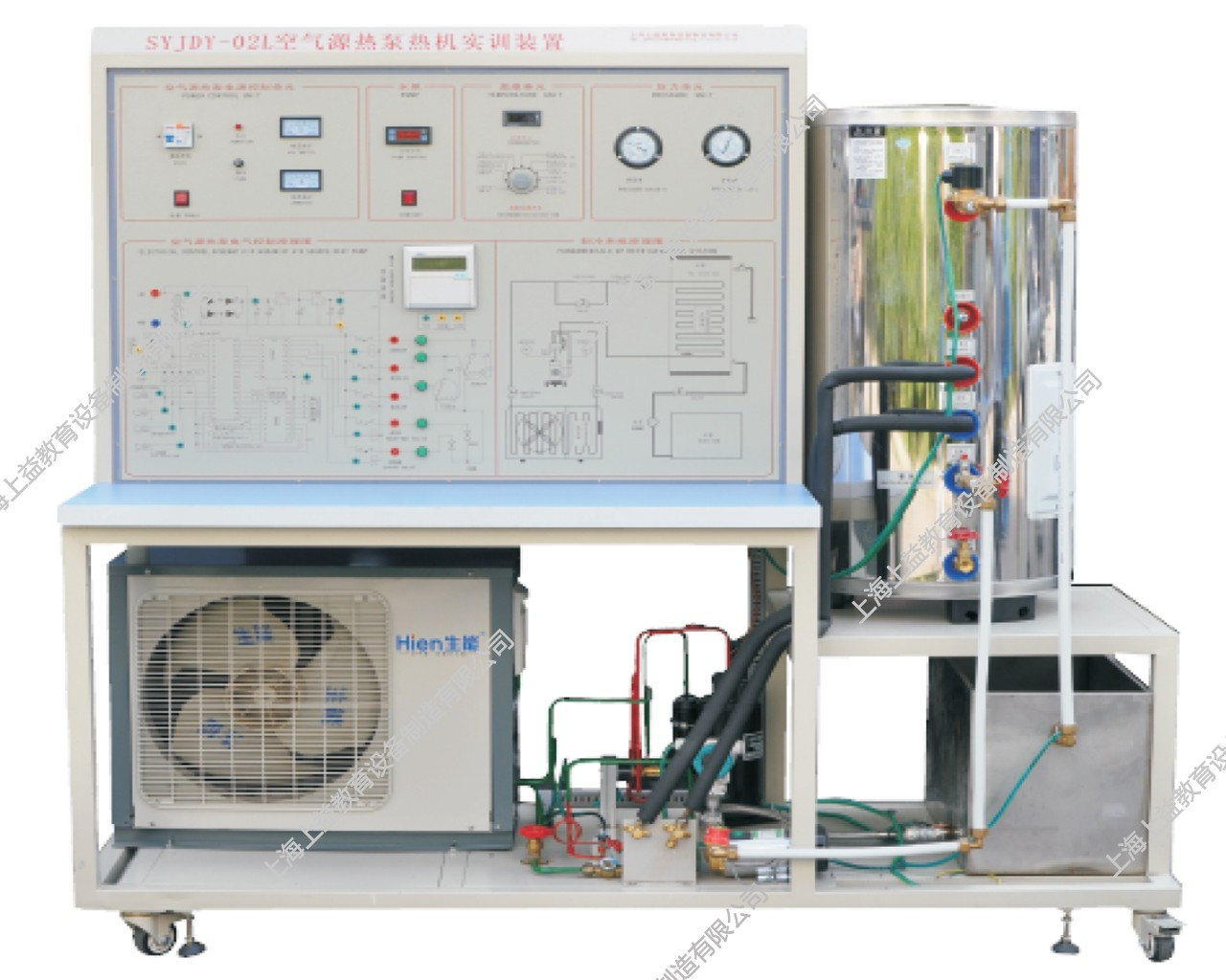 SYJYD-02L 空气源热泵wwwlehu8viplehu68vip装置