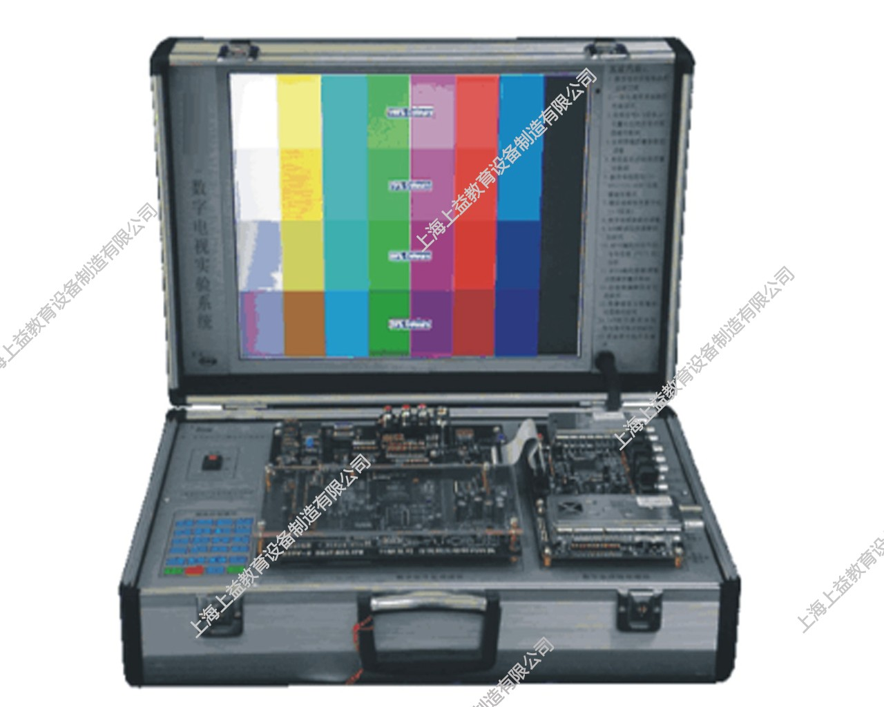 SYJYD-08 液晶电视教学试验箱
