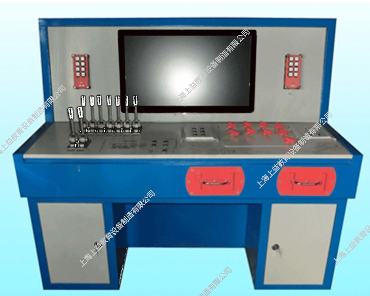 SYMAT-04A综采工作面配套设备智能操作模拟装置