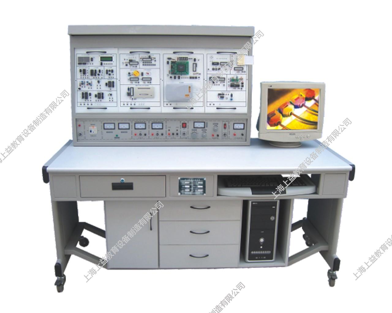 SYDPJ-01B单片机开发综合实验装置(卧式)