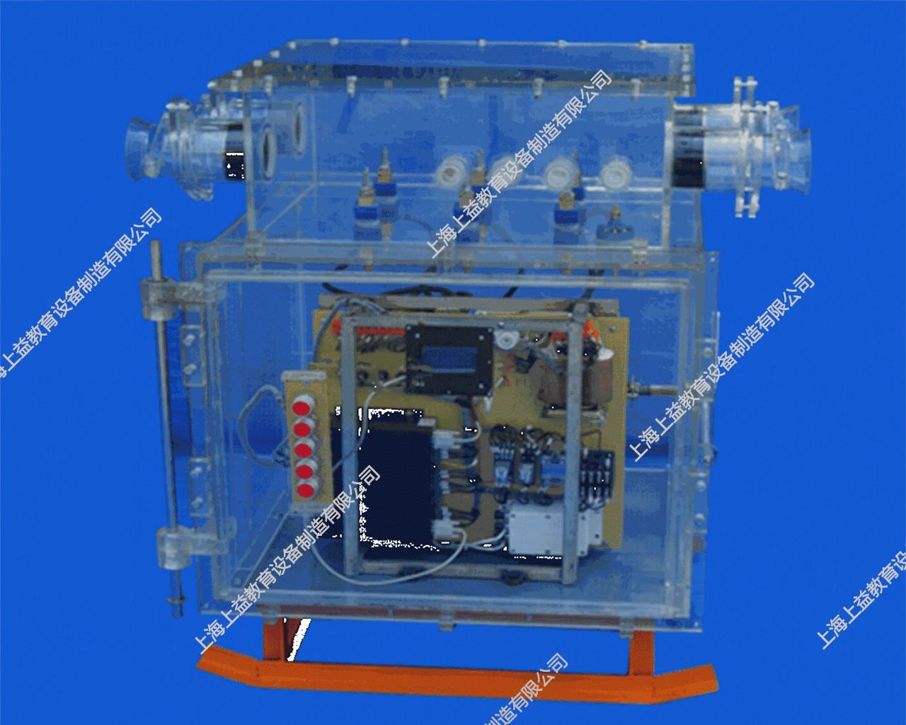 SYMAT-27煤矿风机矿用隔爆兼本质安全型双电源真空电磁起动器演示装置
