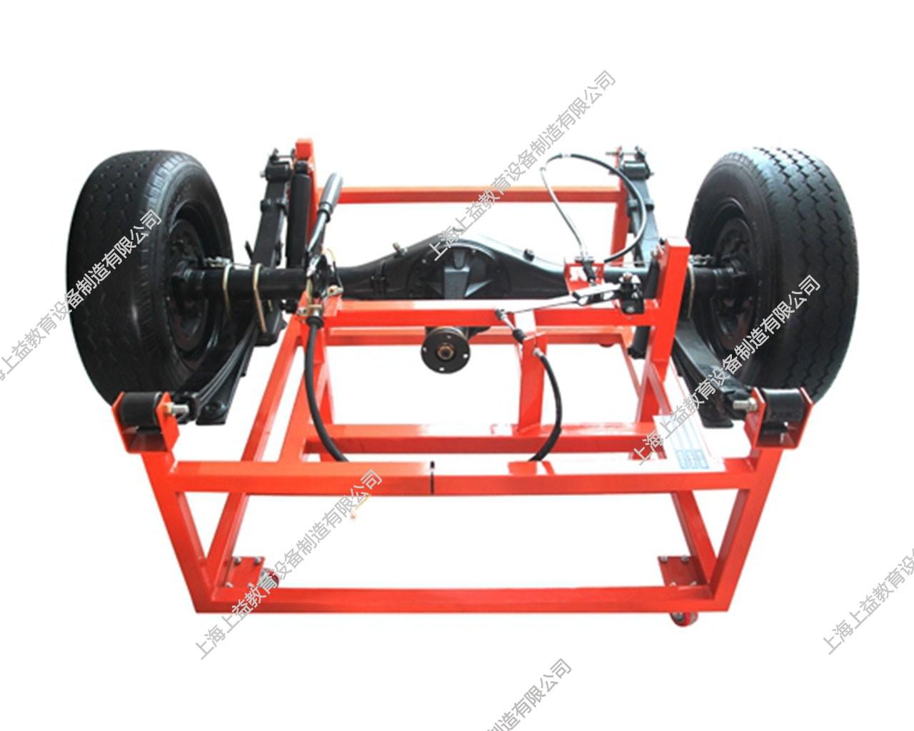 汽车后悬架结构系统展示与拆装wwwlehu8vip台(丰田金杯海狮)
