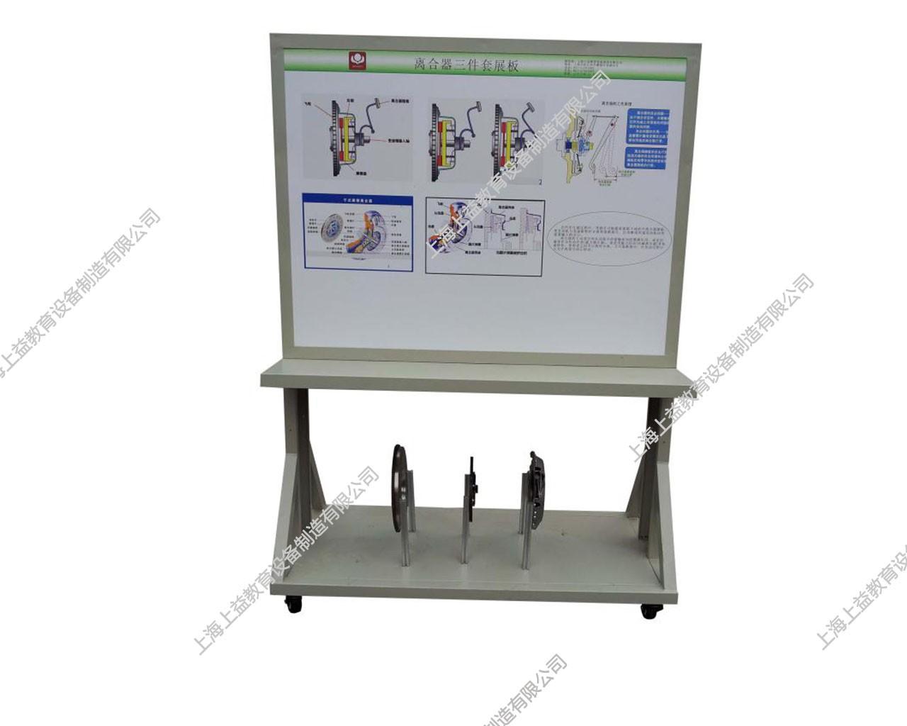 汽车离合器(三件套)结构原理展示板