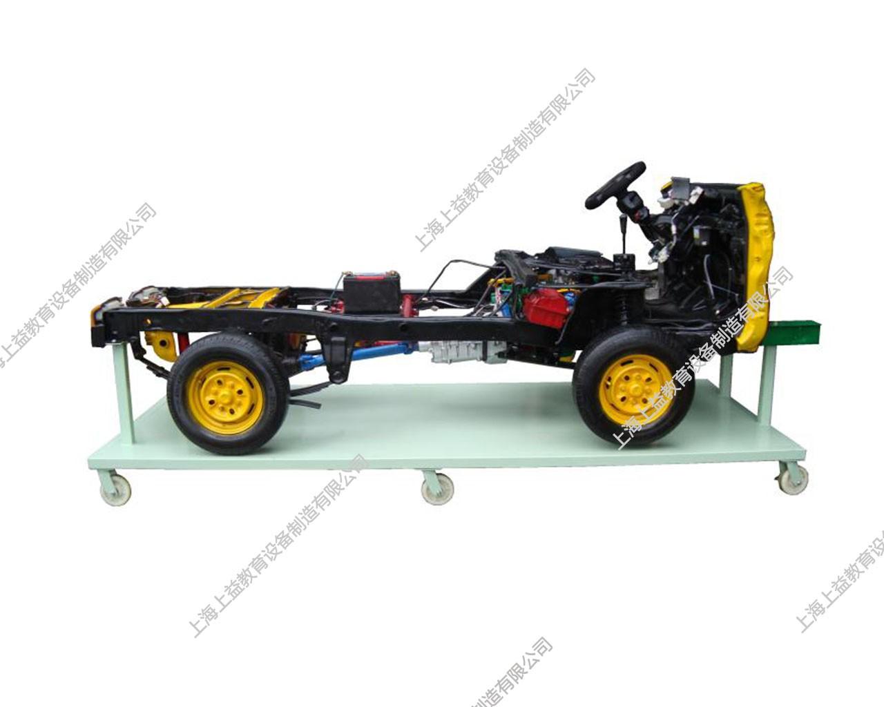 汽车底盘结构原理展示wwwlehu8vip台(长安轻卡)