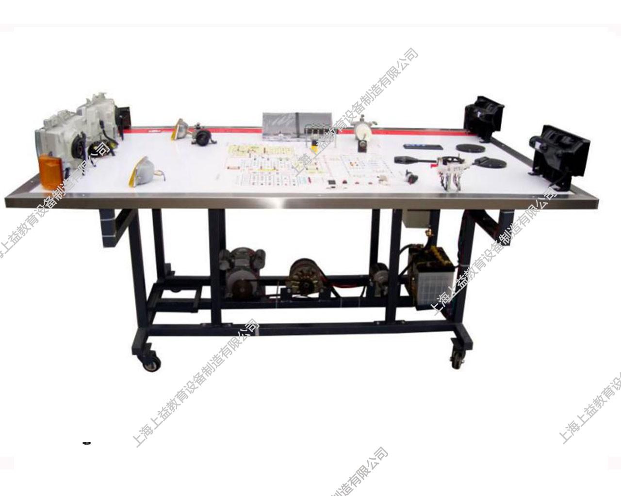 柴油机整车电器示教板(五十铃轻卡/台式)