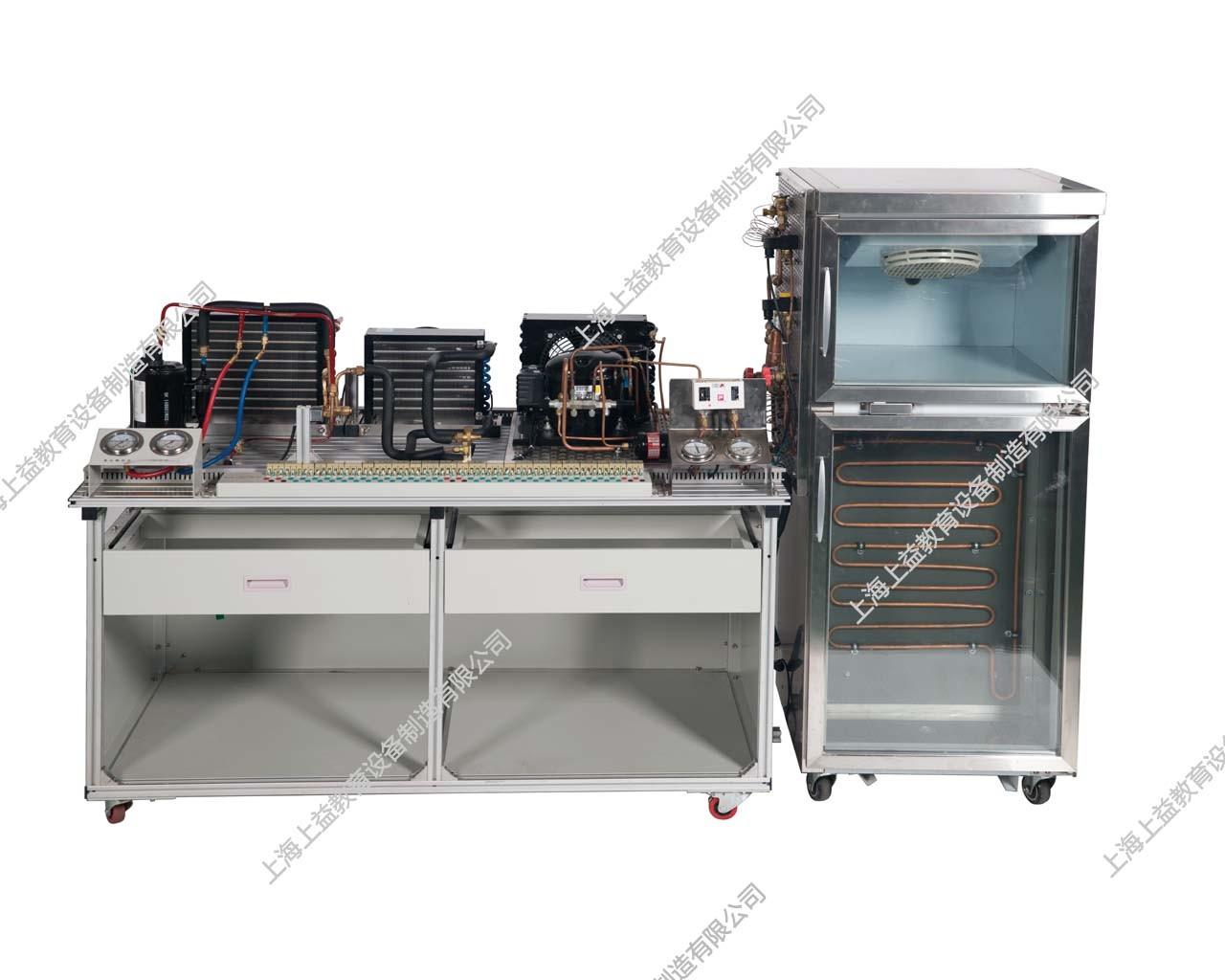 SYJYD-1H型 现代制冷与空调系统技能wwwlehu8vip装置