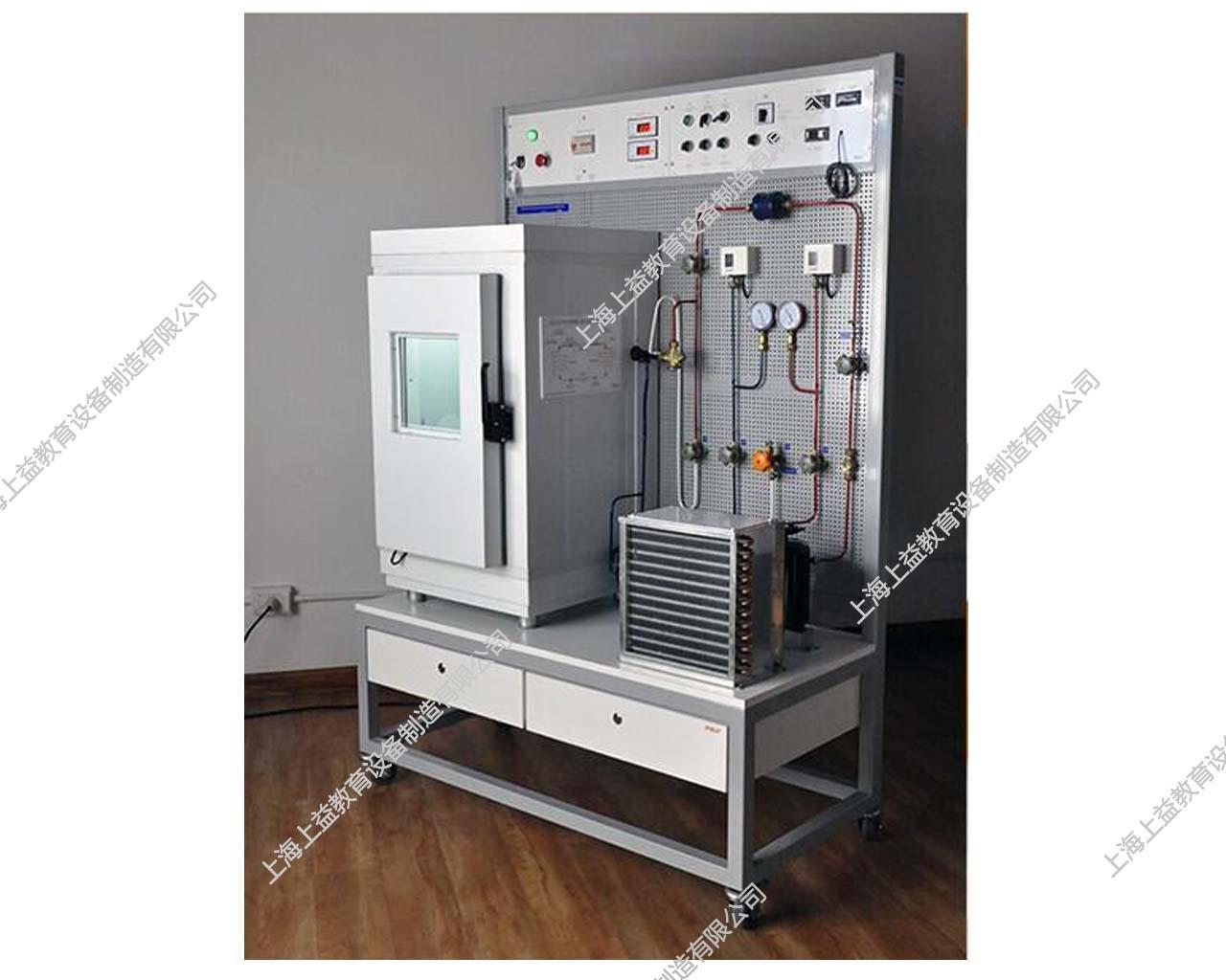 SY-SJ36型 冷链物流管道工艺与制作调试装置