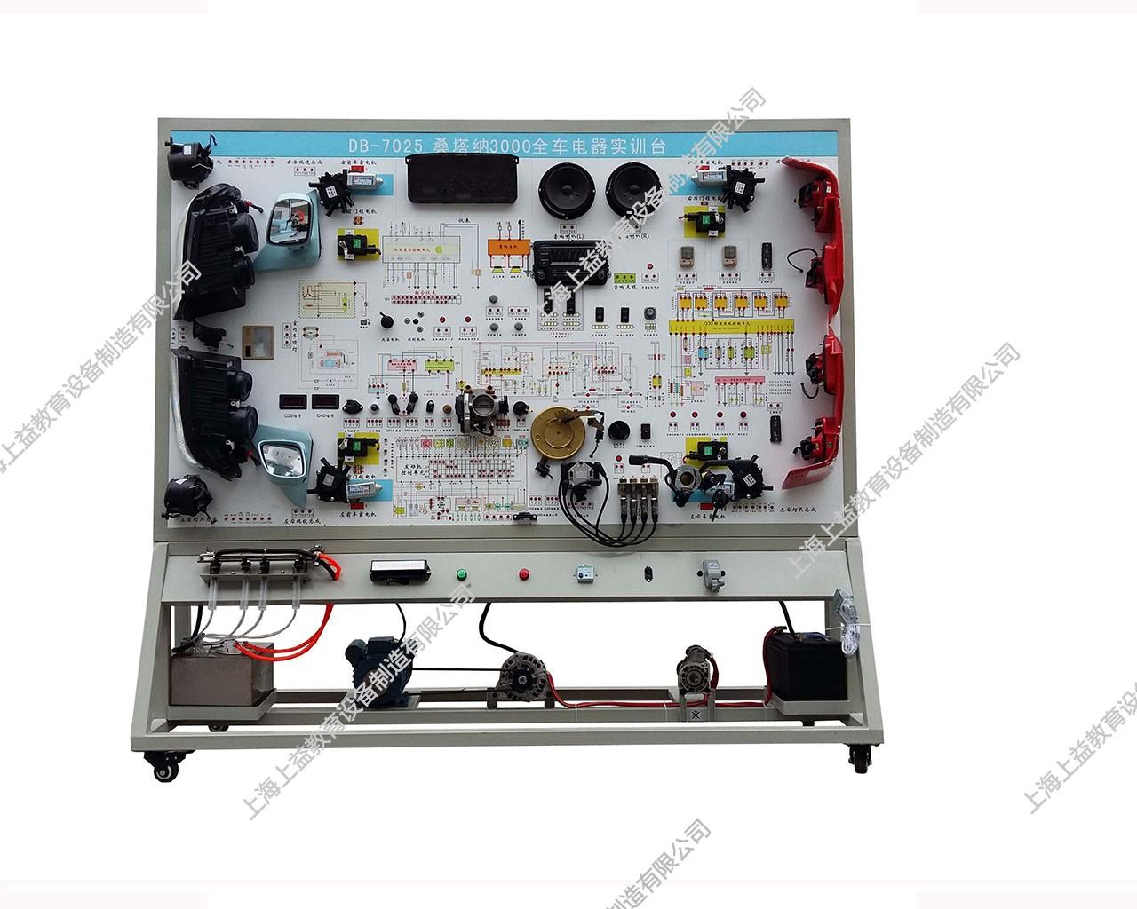 全车电器接线lehu68vip综合wwwlehu8vip台(大众STN3000)
