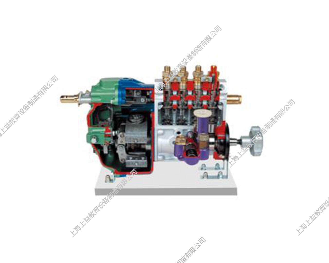 直列喷射泵解剖模型(RSF)