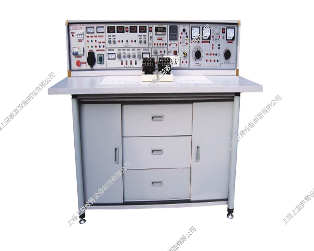 SYJND-887E电工、电子、电拖(带直流电机)技能与工艺wwwlehu8viplehu68vip实验室成套设备