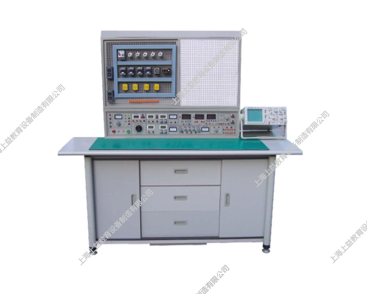 SYJNL-365D立式电工电子电拖(带直流电机)创新实验与技能综合wwwlehu8viplehu68vip装置