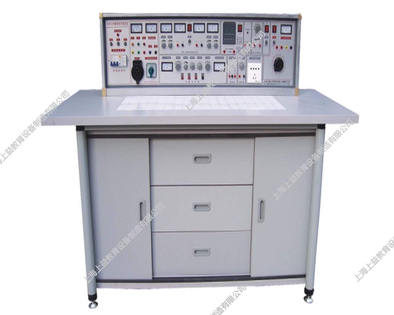 SYJZD-987E通用电工、电子、电拖(带直流电机)实验与技能wwwlehu8viplehu68vip实验室成套设备