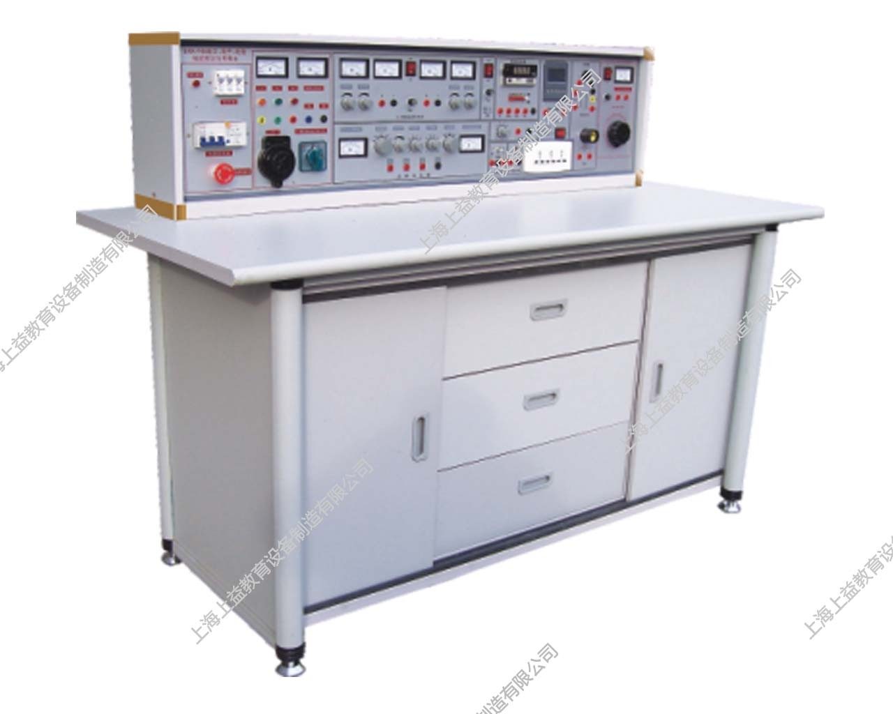 SYJZD-987C通用电工、电子实验与技能wwwlehu8viplehu68vip综合实验室成套设备