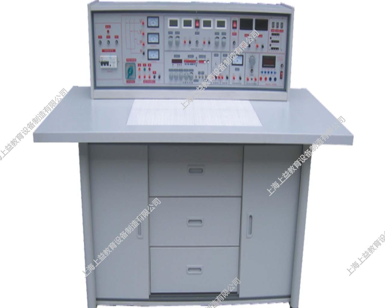 SYJZD-988B电工模电数电创新实验与技能wwwlehu8viplehu68vip实验室成套设备(带智能型功率表、功率因数表)