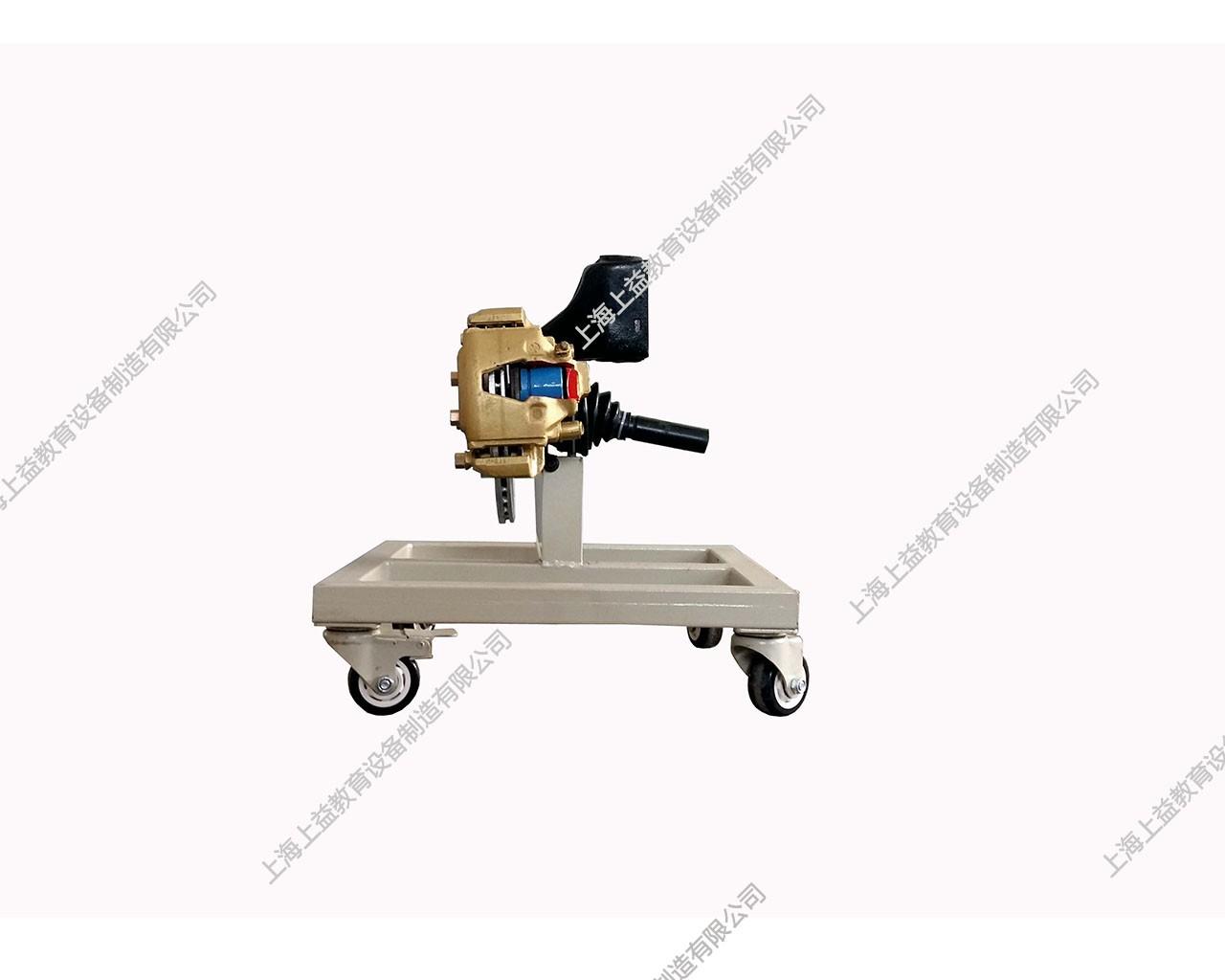驱动轴和盘式制动器解剖模型