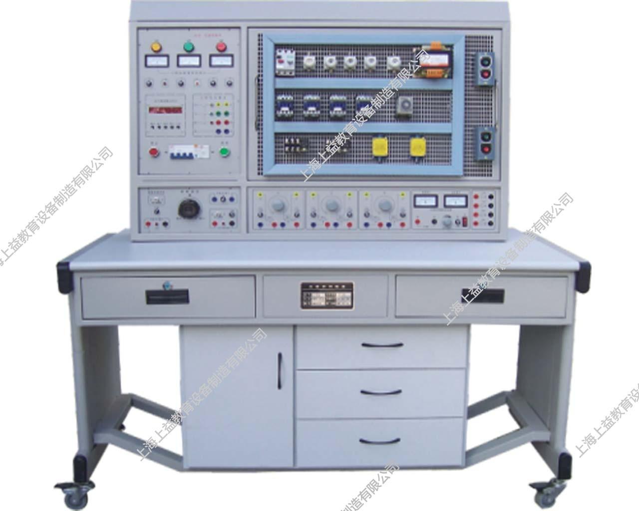 SYWKD-860C网孔型电力拖动(工厂电气控制)技能及工艺wwwlehu8viplehu68vip装置(含同步电机、直流电机)