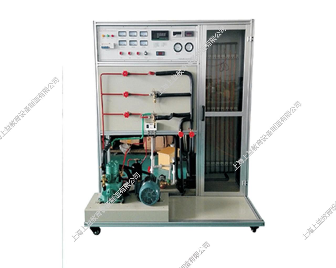 SY-JD100制冷机制冷测试培训装置